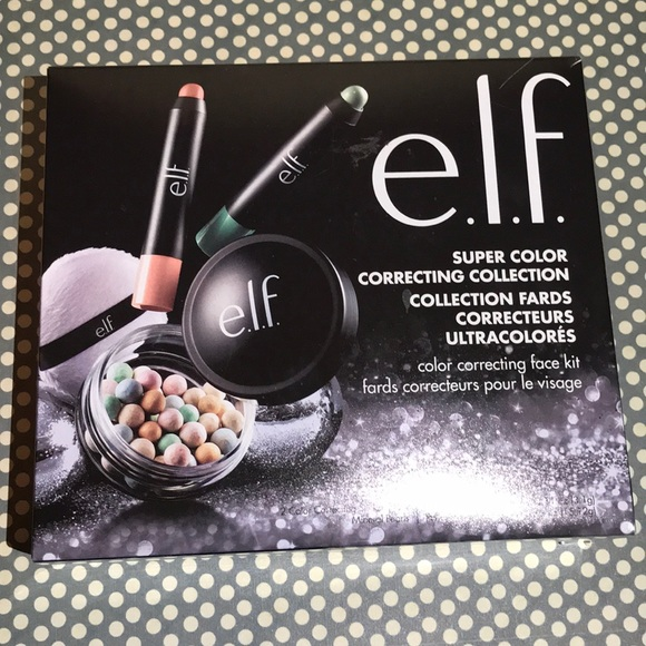 ELF Other - E.L.F super colour collection